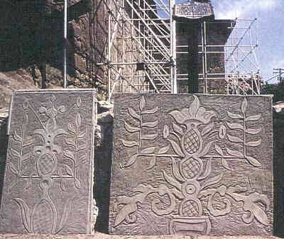 Decorative stonework demonstrates a portion of the significant archeological value of the churchs architecture and carvings.Decorative stonework demonstrates a portion of the significant archeological value of the churchs architecture and carvings.